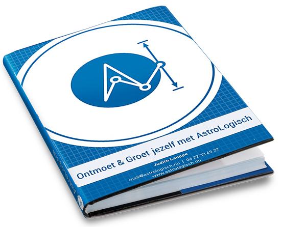 gratis e-boek bij inschrijving, Ontmoet & Groet jezelf met AstroLogisch, inspiratiemail
