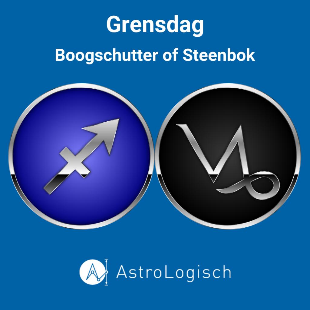 grensdag, Steenbok, Capricorn, sterrenbeeld