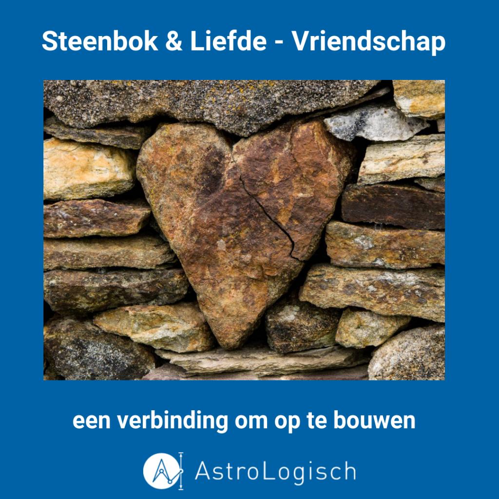 AstroLogisch Steenbok Liefde Vriendschap