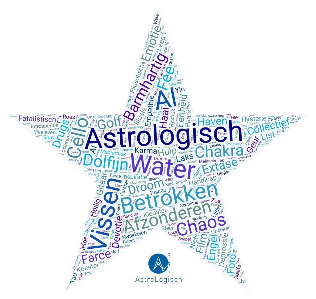 AstroLogisch Zon in Vissen, Pisces, kenmerken
