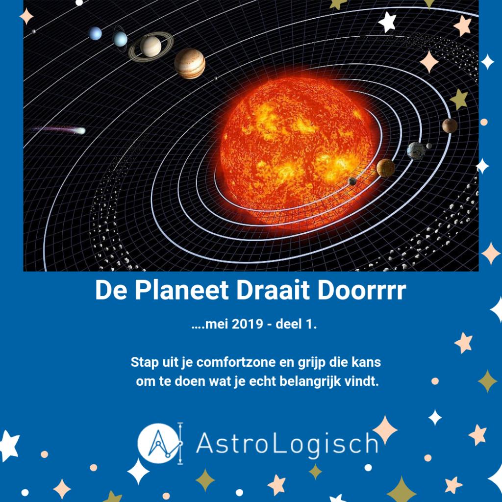 AstroLogisch De Sterren Draaien Doorrrr - MEI-deel 1