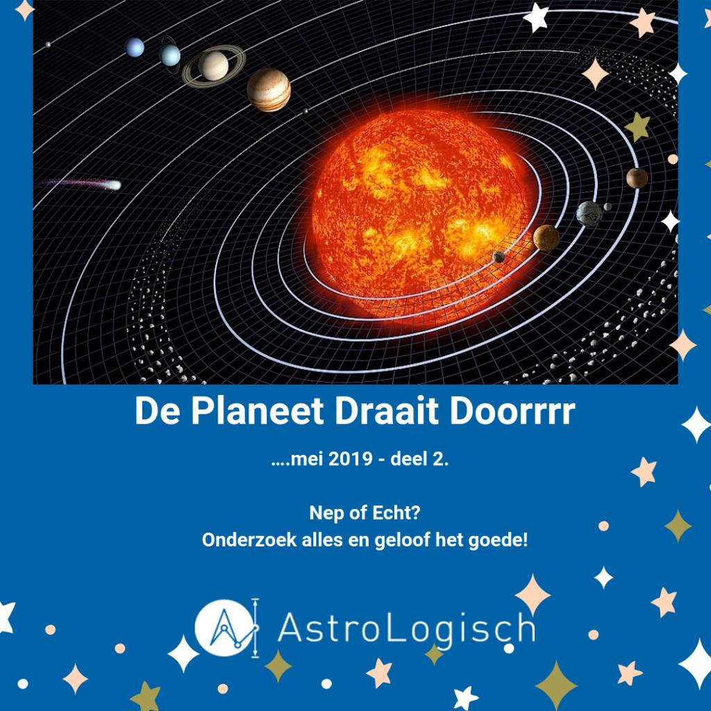 AstroLogisch De Sterren Draaien Doorrrr mei deel 2 TWEELING
