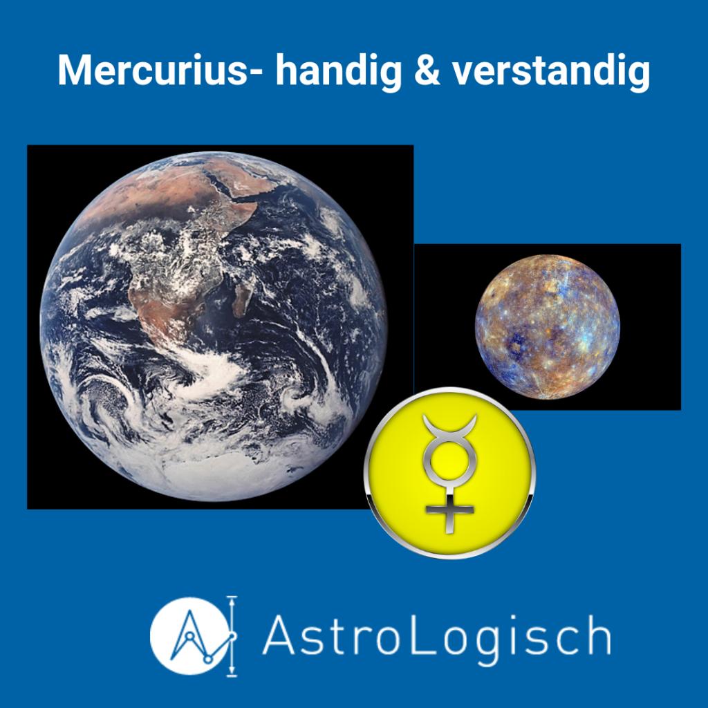 AstroLogisch - Mercurius handig en verstandig