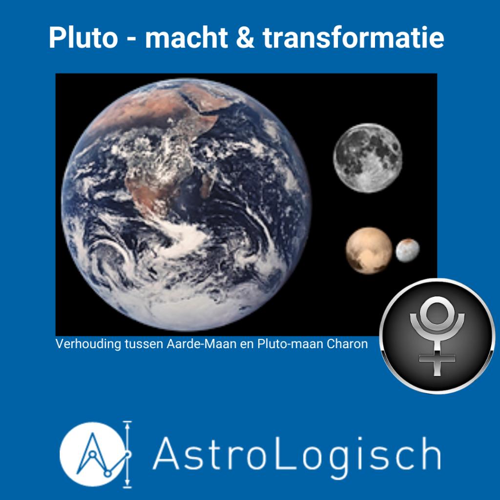 AstroLogisch Pluto - macht en transformatie