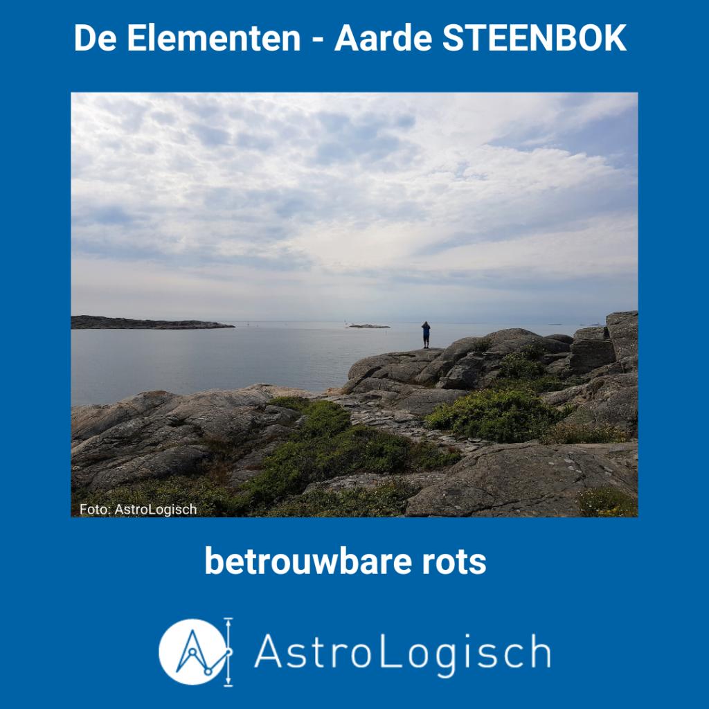 AstroLogisch de Elementen Aarde & Steenbok