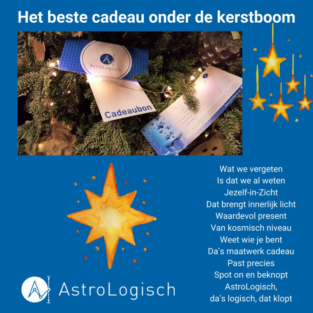 AstroLogisch - Het beste cadeau onder de kerstboom